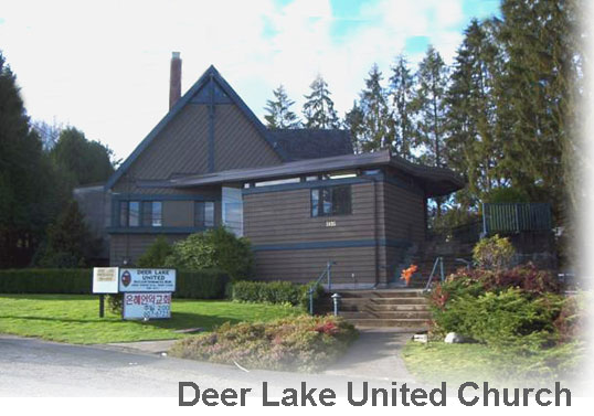 Deer Lake United Church